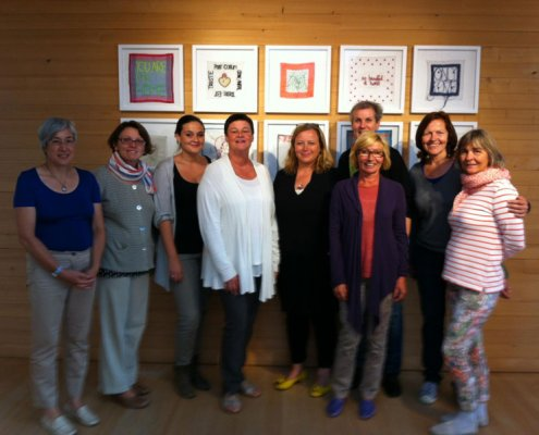 Workshop im Frauenmuseum Hittisau - 2014