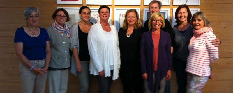 Workshop im Frauenmuseum Hittisau - 2014