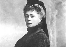 Bertha von Suttner, 1906 (Foto: wikimedia)