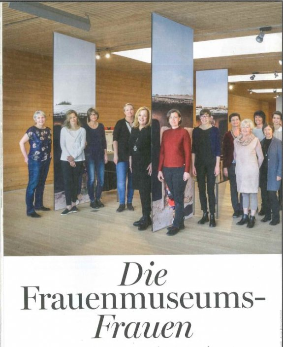 Die Frauenmuseums-Frauen - Welt der Frau 0708 2017