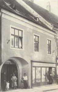 Fanny Holly - Geschäft in Baden, Frauengasse 2
