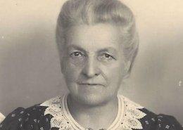 Fanny Holly - 1. österreichische Glasermeisterin