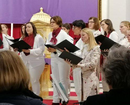 Frauentag 2020 in Baden: cantilena & frauenzimmer